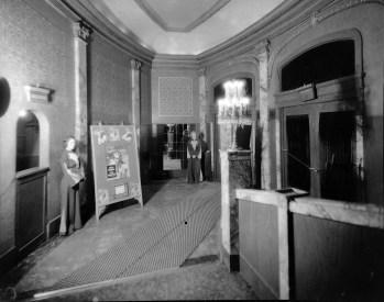 Usherettes Inside Rialto Theater