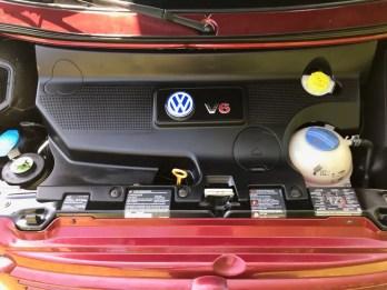 2001 VW Pop Top Eurovan MV