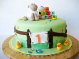 Cute Farm Cake