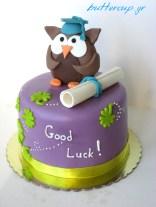 graduation owl cake 003wtr