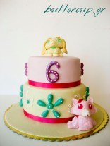 jewelpet cake