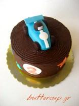 race car cake-2wtr