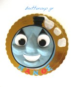 thomas the train cake 1