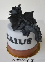 Toothless-dragon-cake-back