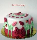 tulip-cake