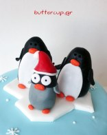 xmas-penguins-cake-topper