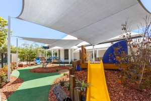 Slides for Kids at Buttercups Childcare
