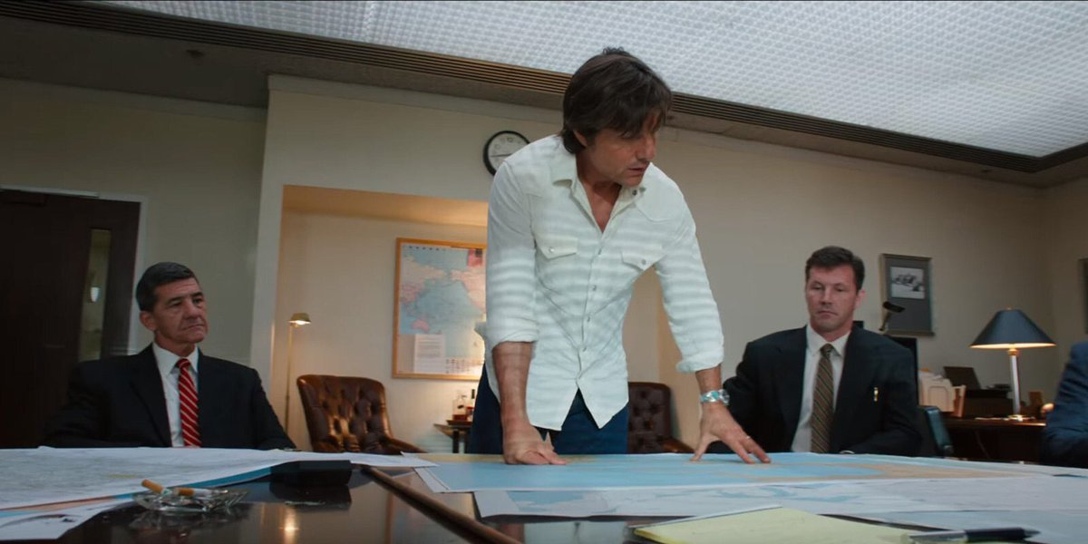 Tom Cruise Tuesday! – Trivia Time: American Made