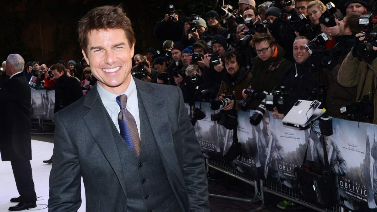 Tom Cruise Tuesday – Happy New Year!!