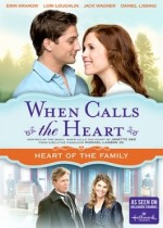 When Calls the Heart Heart of the Family DVD
