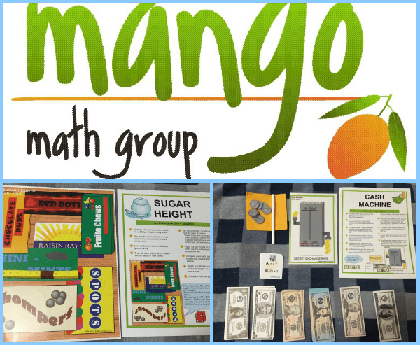 Mango Math Games