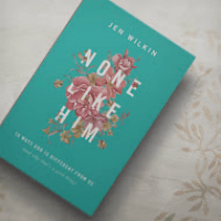 None Like Him {Book Review}