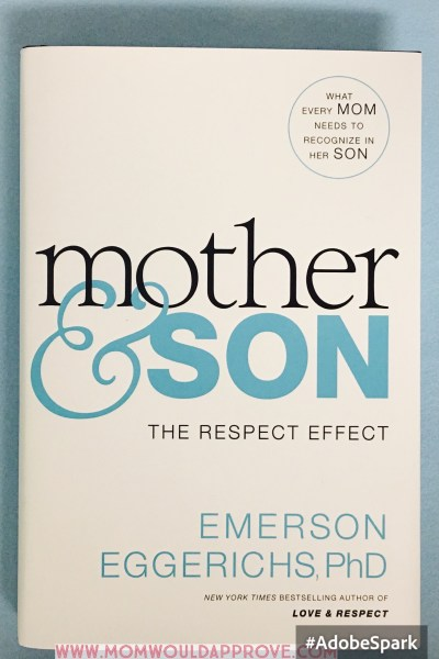 Mother & Son: The Respect Effect {Book Review}