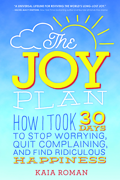 5 Tips to Finding Joy in Your Life