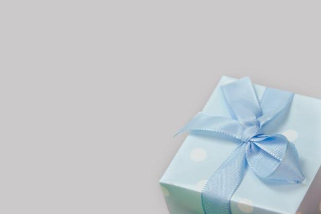 gift, package, packaging