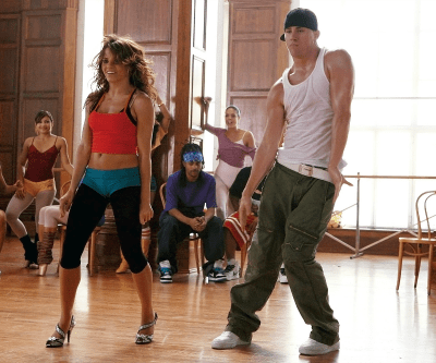 Step Up Exclusive One-Day Theatrical Event January 30