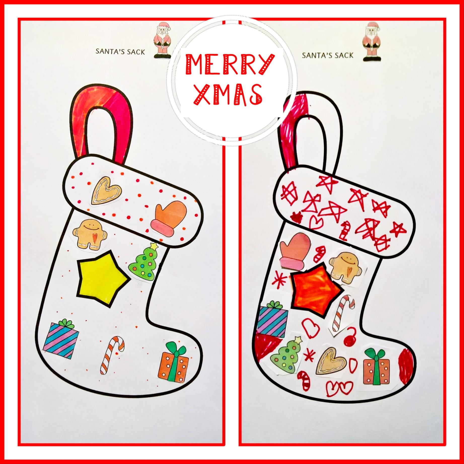 Christmas Activity Pack Butterflo Kids