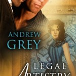 Review: Legal Artistry (Bottled Up #5) by Andrew Grey @dsp_mm_romance