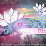 Book-o-Sphere Flutters: Books that might give us the butterflies coming out next week