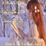 A Winter's Respite Read-a-Thon Starting Line