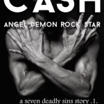 Indie Flutters: Cash: Angel, Demon, Rock Star by Jae T. Jaggart, Excerpt, Q&A with the Author, and Giveaway