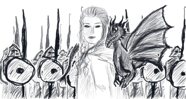 game-of-thrones---Daenerys-gets-an-army