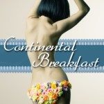 Indie Flutters: Continental Breakfast by Ella Dominguez, Q&A with the Author, and Giveaway