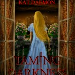 Q&A with Kat Daemon, Taming Darkness Excerpt & Giveaway