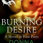 Burning Desire: Part 1 by Donna Grant