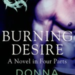 Burning Desire: Part 3 by Donna Grant