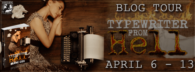 Typewriter from Hell Banner 851 x 315
