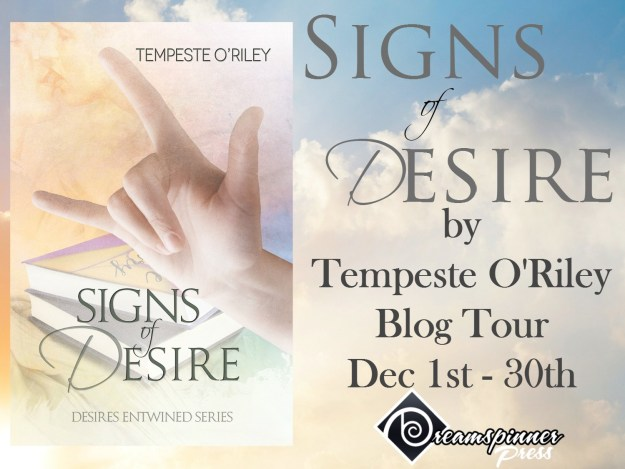 Signs of Desire Blog Tour Banner