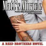 Indie Flutters: Matt's Maybe Miracle by Tammy Falkner