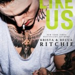 Indie Flutters: Lovers Like Us by Krista & Becca Ritchie
