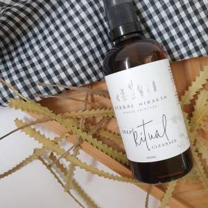 Herbal Hiraeth deep ritual skincare
