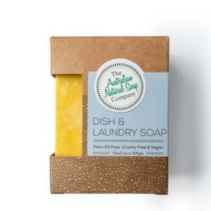 The ANSC Dish & Laundry Natural Soap Bar