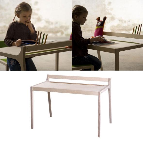 Kinderschreibtisch design höhenverstellbar  Der richtige Schreibtisch