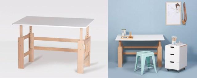 Schreibtisch von Manis-h