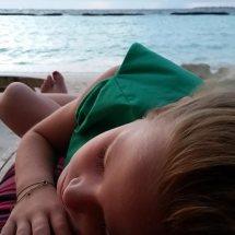 malediven mit kindern - kurumba