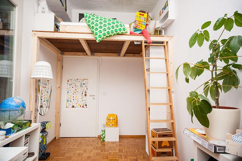 baumbank selber bauen tutorial how to artikelbild spielturm und kletterger st bauen f r. Black Bedroom Furniture Sets. Home Design Ideas