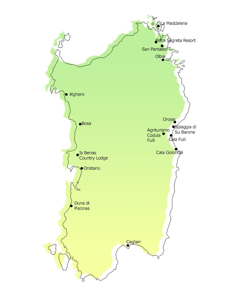 sardinien karte reisetipps