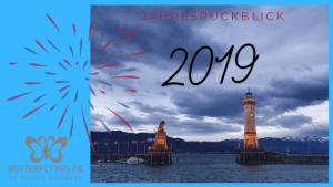 Jahresrückblick 2019: Von der Raupe zum Schmetterling