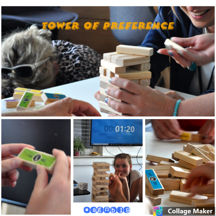 Tower of Preference