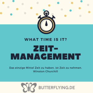 Read more about the article Zeit- und Selbstmanagement