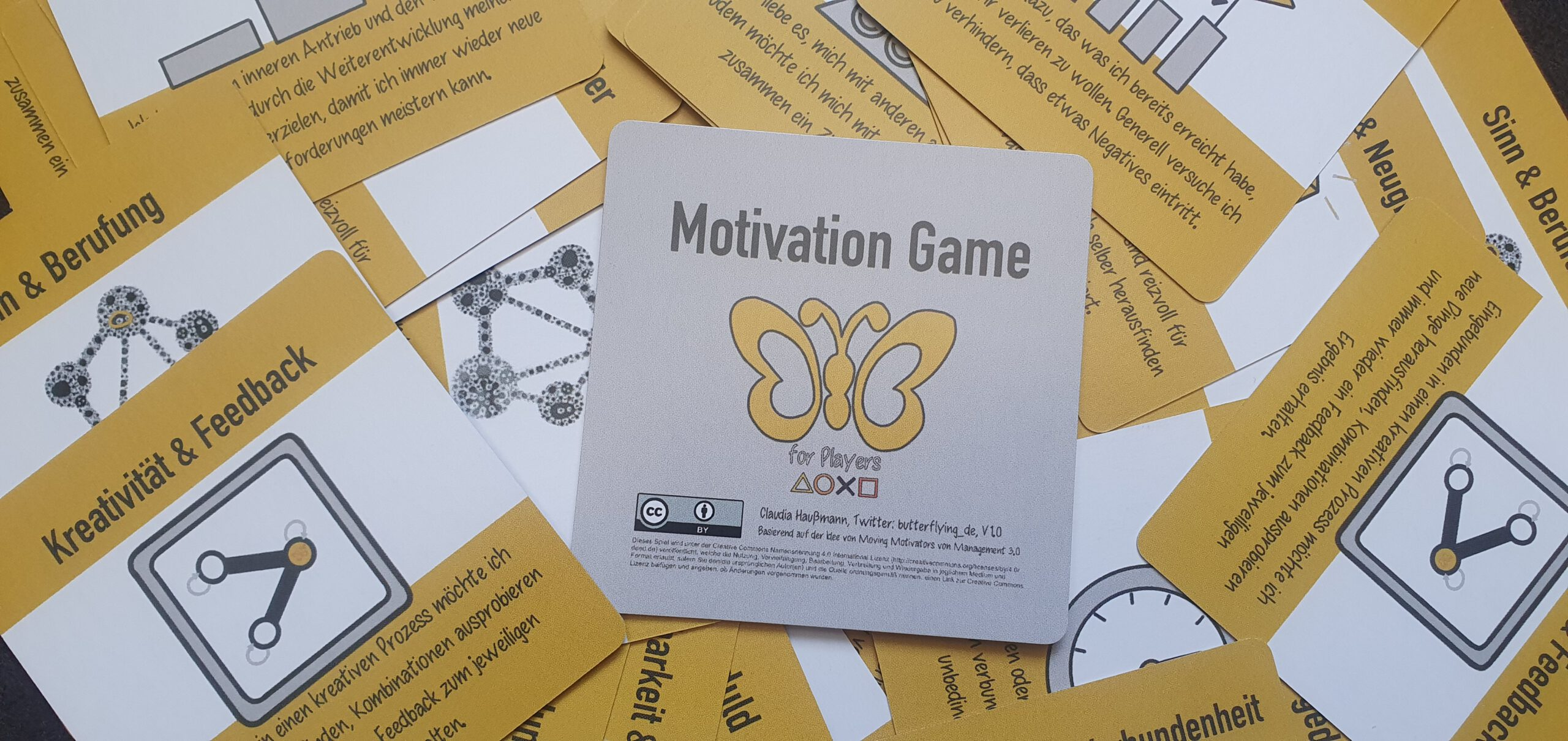 You are currently viewing Octalysis Framework: Motivation Game – for Players