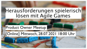 Read more about the article Meetups zu Gamification und agile Games