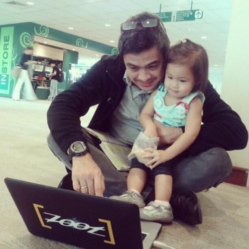 Anthony with Solana