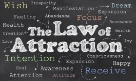 law of attraction and money
