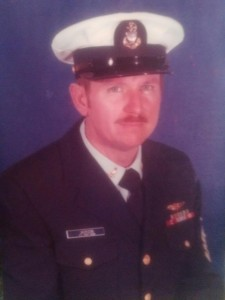 (Ret.) Senior Chief Petty Officer, Royce D. Jackson