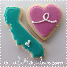California Love Cookies